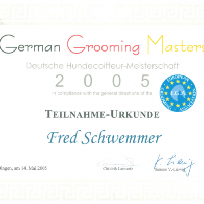 German Grooming Masters